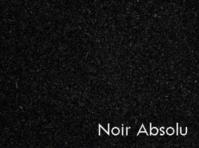 Noir Absolu | Aquitaine Granits